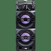 LENCO PMX-350 High Power Kompaktanlage (Schwarz)