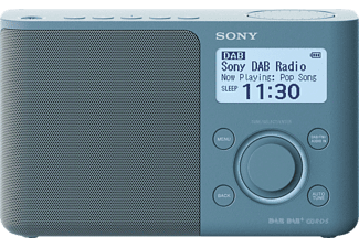 SONY Draagbare radio FM DAB+ Blauw