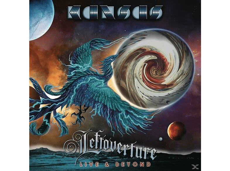 Kansas - Leftoverture Live & Beyond [CD]