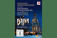 Regula Mühlemann, Staatskapelle Dresden, Dresdner Kammerchor, Dresdner Kreuzchor, Sonya Yoncheva - Festl.Adventskonzert 2016 Dresdner Frauenkirche [DVD]
