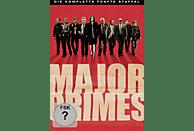 Major Crimes - Die komplette 5. Staffel (5 Discs) [DVD]