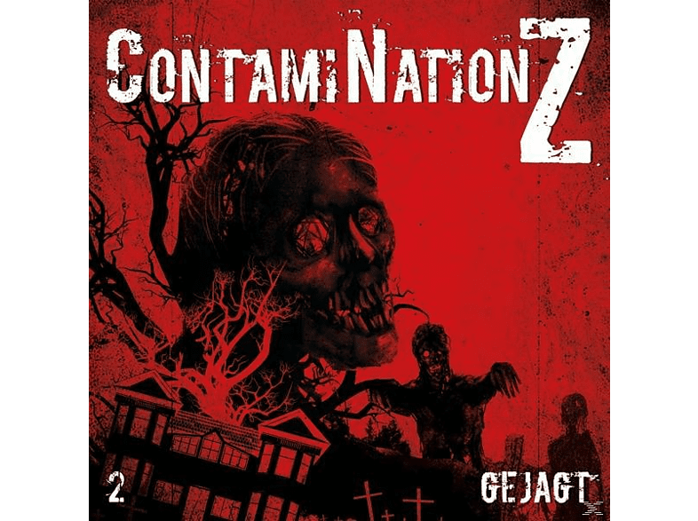 Hörbuch - ContamiNationZ 02: Gejagt - (CD)