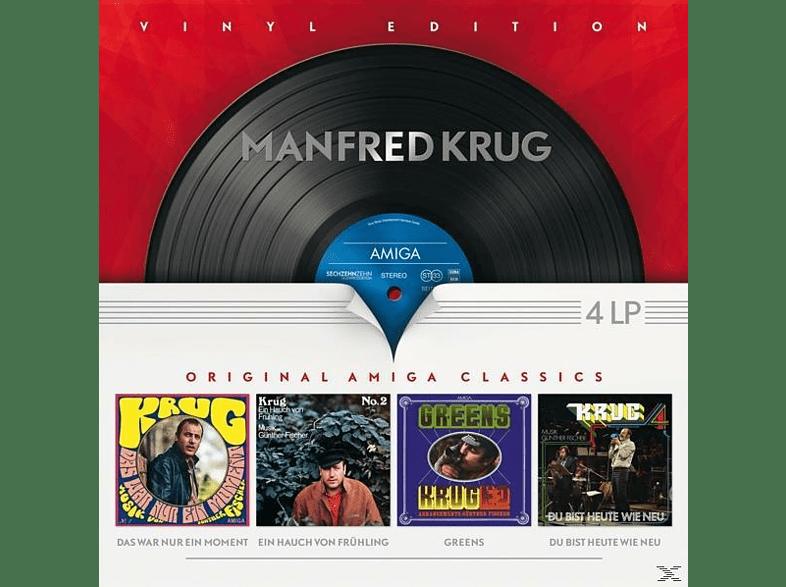 Manfred Krug - Manfred Krug Vinyl Edition (LP Box) [Vinyl]