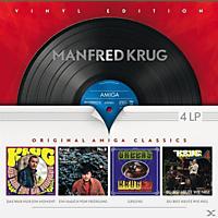 Manfred Krug - Manfred Krug Vinyl Edition (LP Box) - [Vinyl]
