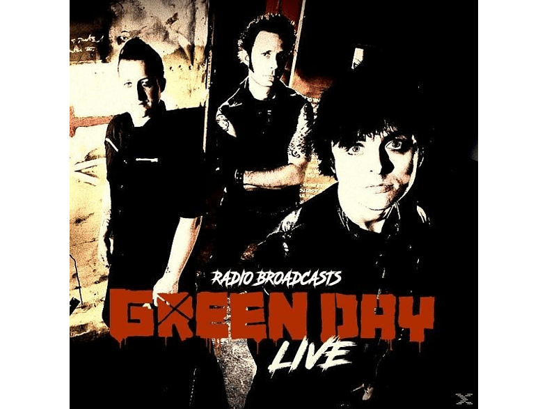 Green Day - Live/Radio Broadcasts [Vinyl]