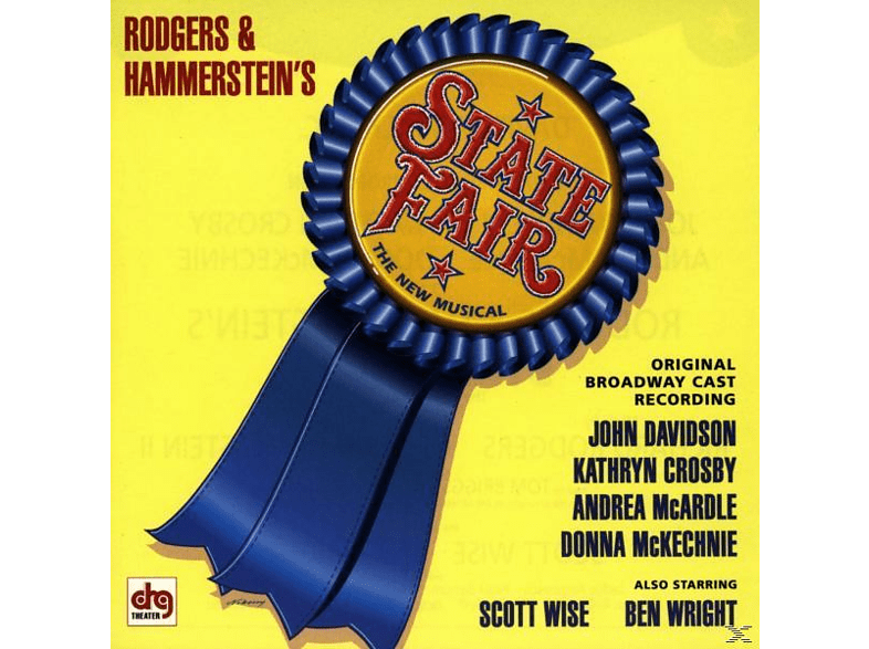 VARIOUS - STATE FAIR (ORIGINAL BROADWAY [CD]