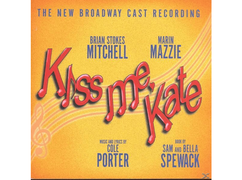 Michael Kosarin - KISS ME,KATE! [CD]