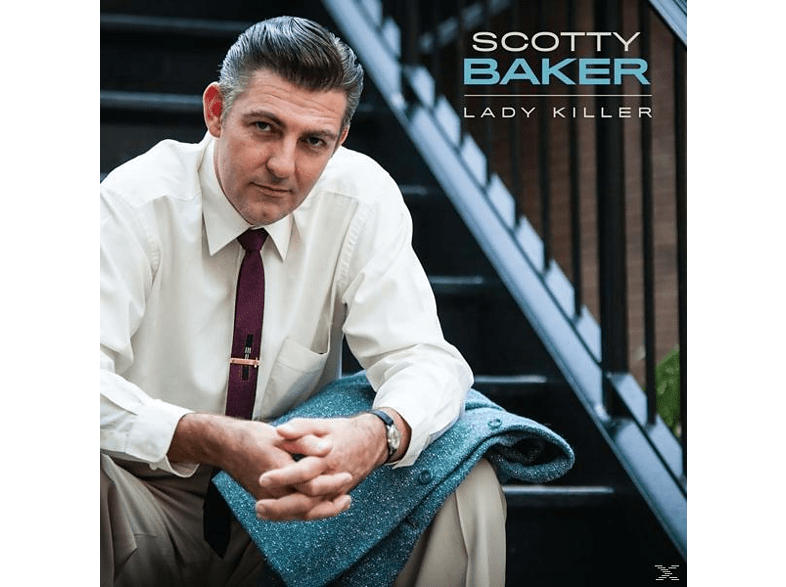 Scotty Baker - Lady Killer [CD]