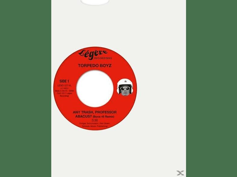 Torpedo Boyz - Any Trash,Professor Abacus? (Lim.Ed.) [Vinyl]