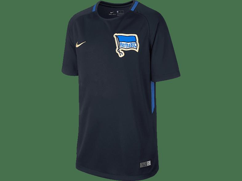 NIKE Hertha BSC Berlin Trikot, Schwarz