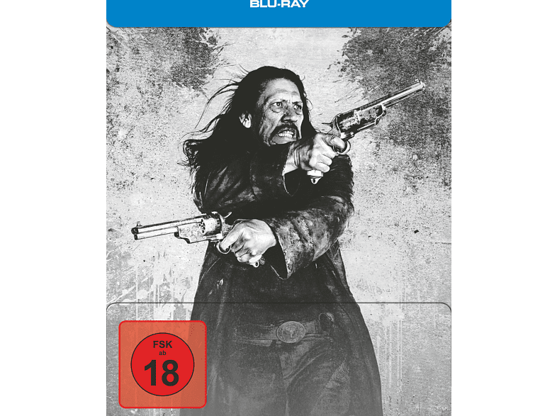 Dead in Tombstone - Exklusiv (SteelBook®) [Blu-ray]