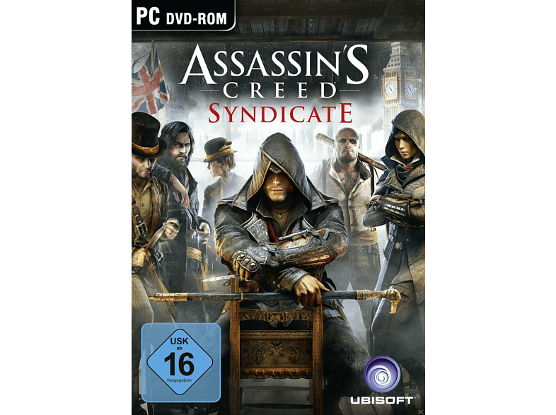 Assassin's Creed Syndicate [PC]