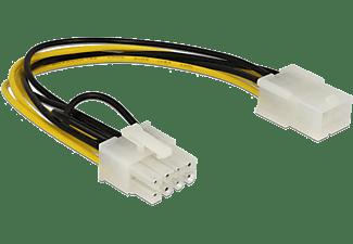 DELOOK Stromkabel PCI Express 6 Pin Buchse auf 8 Pin Stecker (83775)