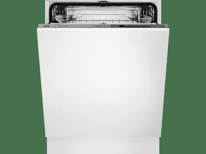 AEG FSS5260AZ  Geschirrspüler (vollintegrierbar, 596 mm breit, 47 dB (A), A++)