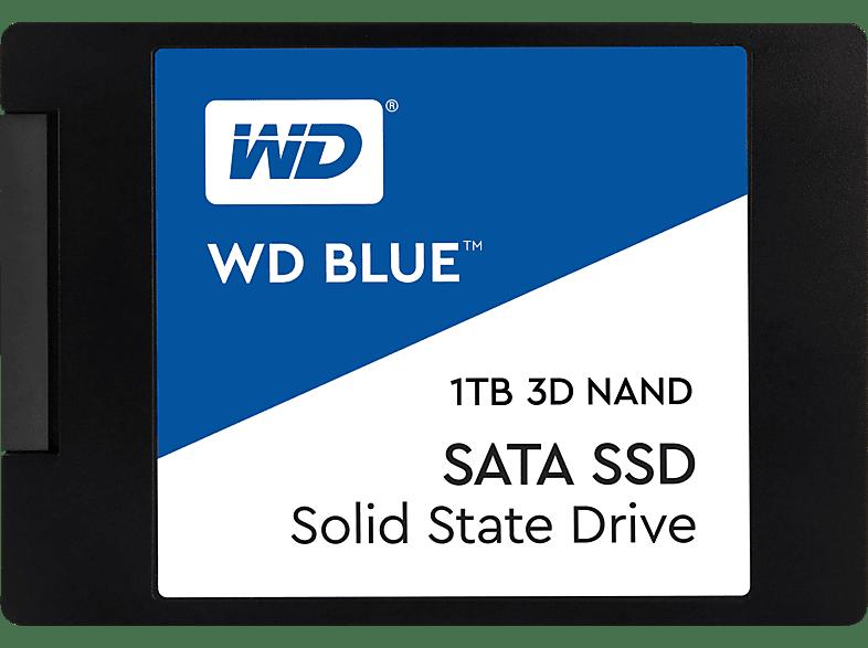 WD Blue™ 3D, 1 TB SSD, 2.5 Zoll, intern