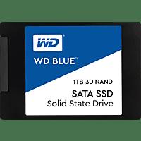WD Blue™ 3D, 1 TB, SSD, 2,5 Zoll, intern