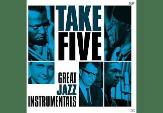 VARIOUS - Take Five  - (Vinyl)