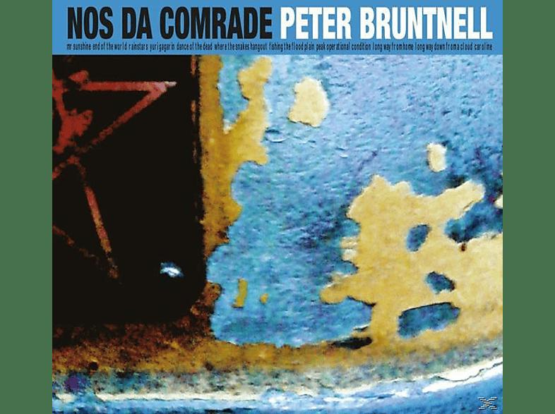 Peter Bruntnell - Nos Da Comrade [CD]