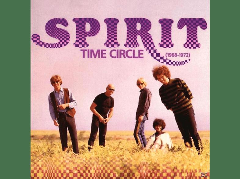 Spirit - Time Circle 1968-1972 [CD]