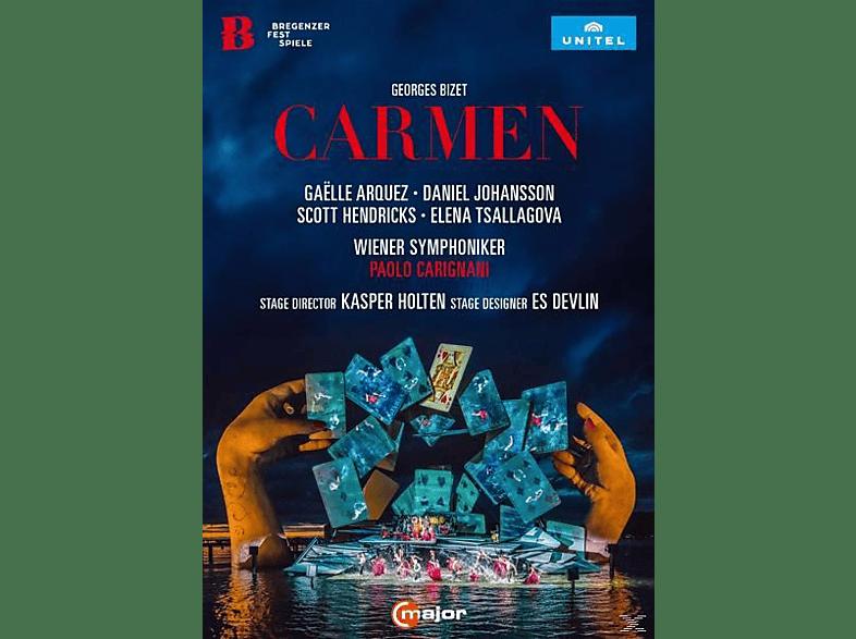 VARIOUS, Bregenz Festival Choir, Prague Philharmonic Choir, Children's Choir of Musikmittelschule Bregenz-Stadt, Wiener Symphoniker - Carmen [DVD]