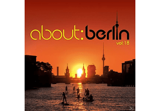 Diverse Pop - About:Berlin Vol:18 - (CD)