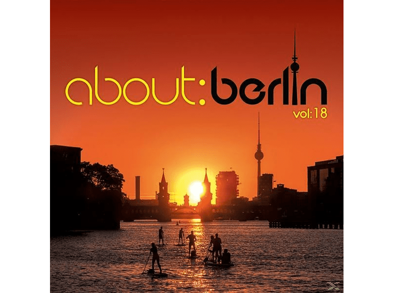 Diverse Pop - About:Berlin Vol:18 [CD]