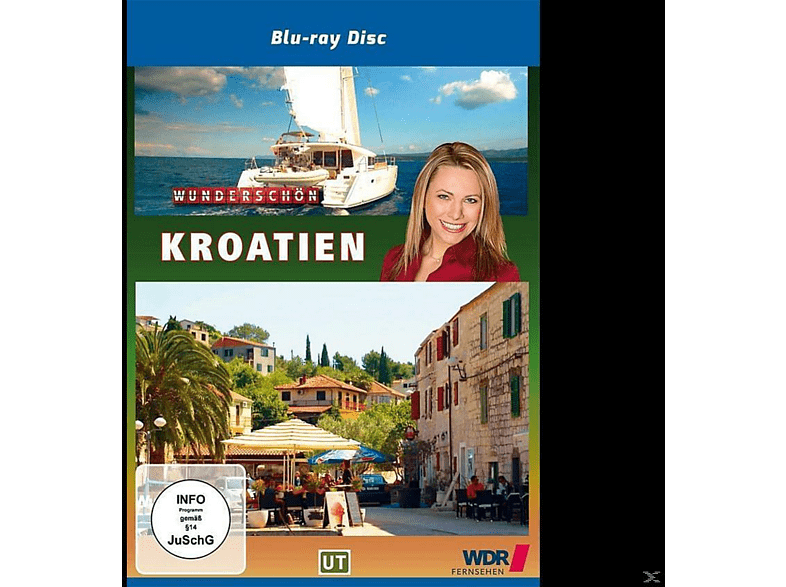 Kroatien mit dem Segelboot - Wunderschön! [Blu-ray]