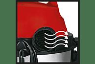 EINHELL 2342167 TH-VC 1820 S Nass-/Trockensauger, Rot/Silber/Schwarz