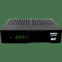 EDISION Hybrid Lite LED 3D DVB-C Receiver (DVB-C, Schwarz)
