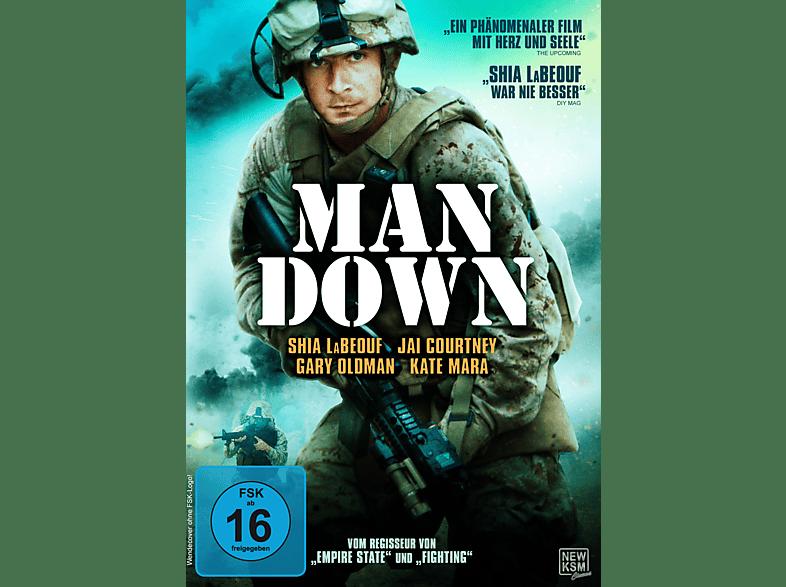 Man Down [DVD]