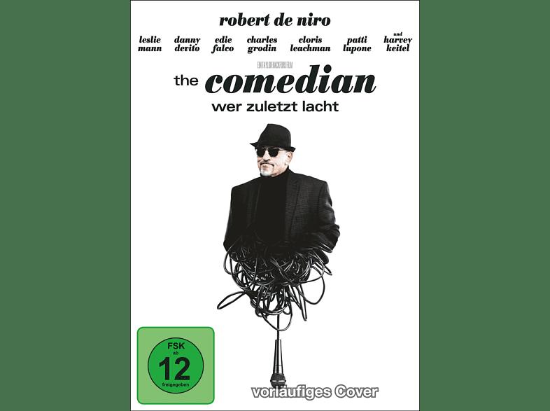 The Comedian - Wer zuletzt lacht [DVD]