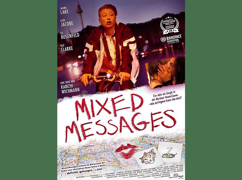 MIXED MESSAGES-1.STAFFEL KOMPLETT [DVD]