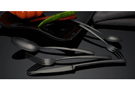 ECHTWERK EW-BS-0840S Avelino Black Edition 30-tlg. Besteck-Set