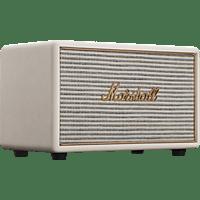 MARSHALL Acton Wifi - Mulitroom-Speaker (App-steuerbar, Bluetooth, WPA, 802.11b/g/n/ac, 2,4 GHz/5 GHz mit Diversity., Cremefarben)
