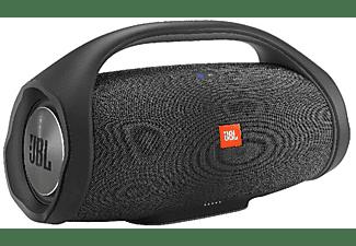 Altavoz inalámbrico - JBL Boombox, 60 W, Bluetooth, 80 dB, IPX7, Negro
