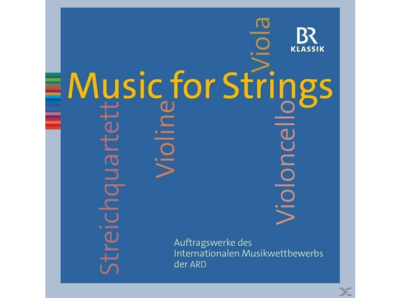 Diverse Klassik - Music for Strings [CD]