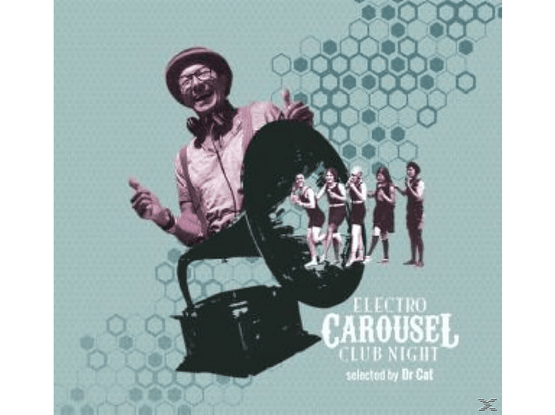 VARIOUS - Electro Carousel Club Night-Selected by Dr.Cat [CD]
