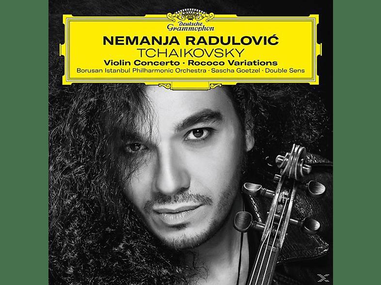 Sascha Götzel, Borusan Istanbul Philharmonic Orchestra, Radulovic Nemanja - Tchaikovsky [CD]