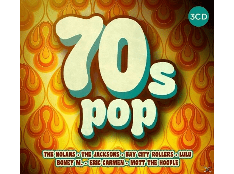 VARIOUS - 70's Pop [CD]