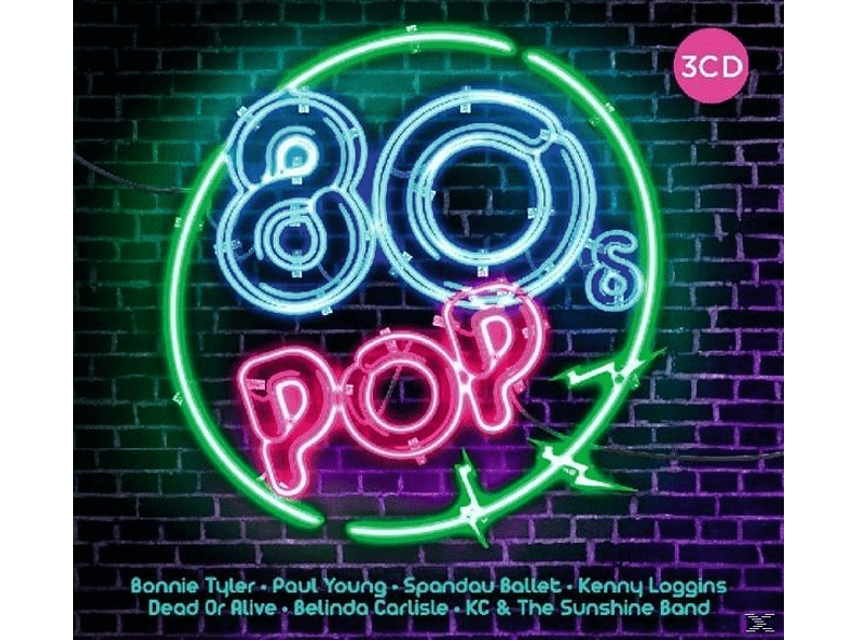 VARIOUS - 80's Pop [CD]