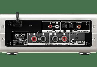 DENON Verstärker PMA-30, schwarz