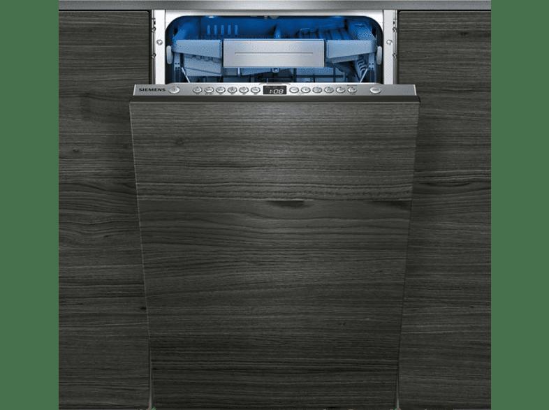 SIEMENS SR656D00TE  Geschirrspüler (vollintegrierbar, 448 mm breit, 44 dB (A), A++)