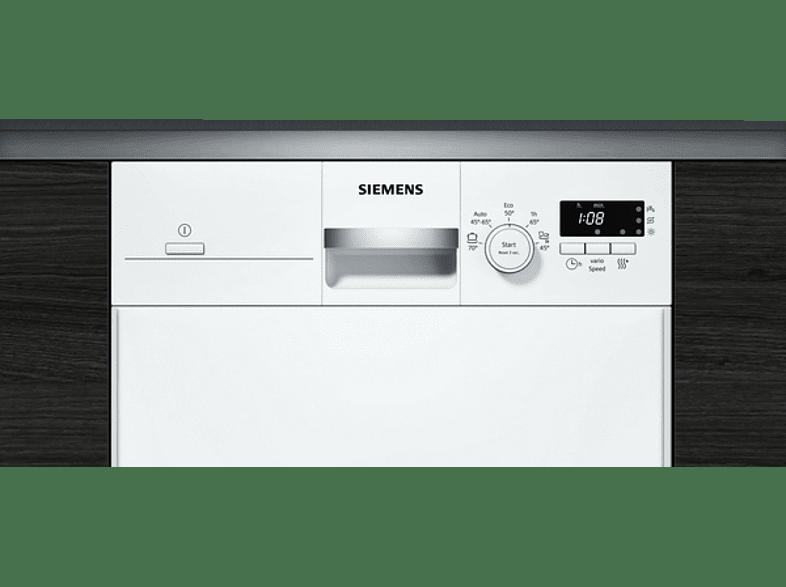 SIEMENS SR315W03CE  Geschirrspüler (unterbaufähig, 448 mm breit, 46 dB (A), A+)