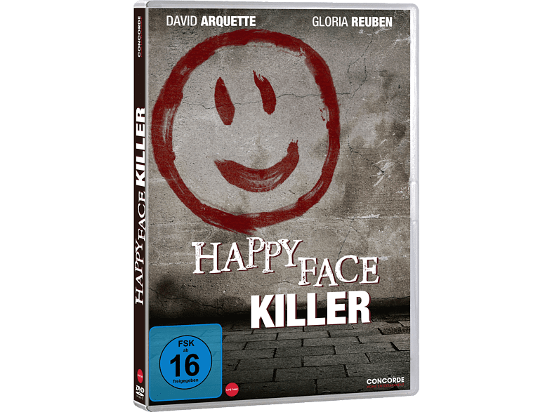 Happy Face Killer [DVD]