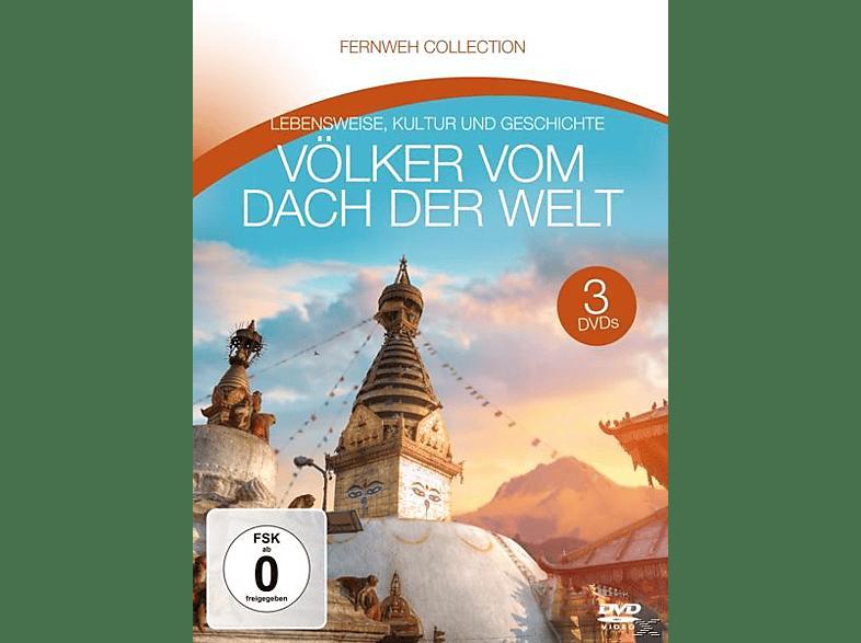 Fernweh Collection - Völker vom Dach der Welt [DVD]