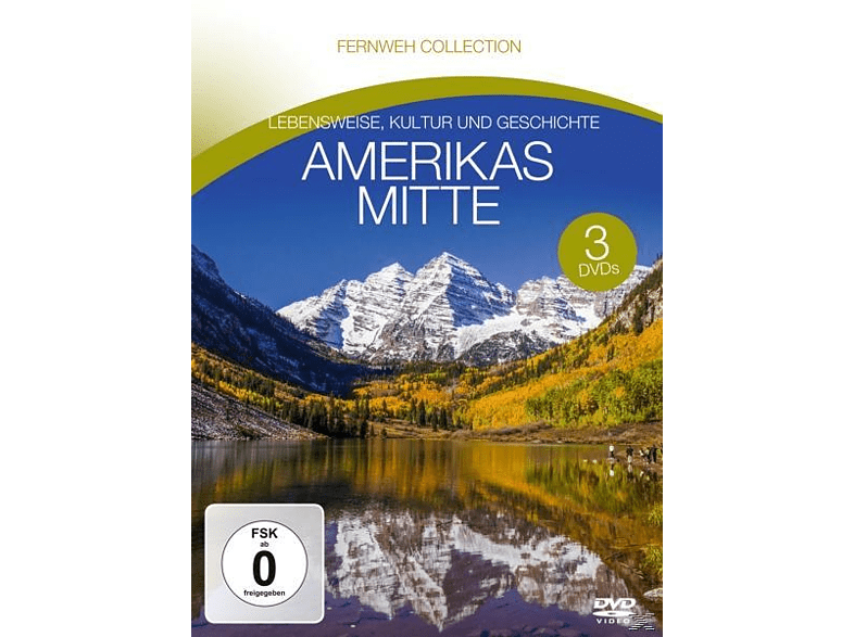 Fernweh Collection - Amerikas Mitte [DVD]