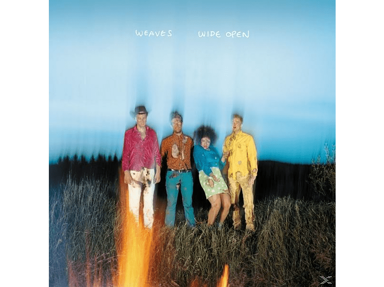 The Weaves - Wide Open [LP + Download]