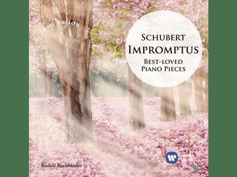 Rudolf Buchbinder - Impromptus [CD]
