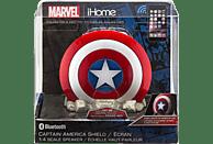 IHOME VI-B72CA Marvel Captain America Schild Bluetoothlautsprecher, mehrfarbig