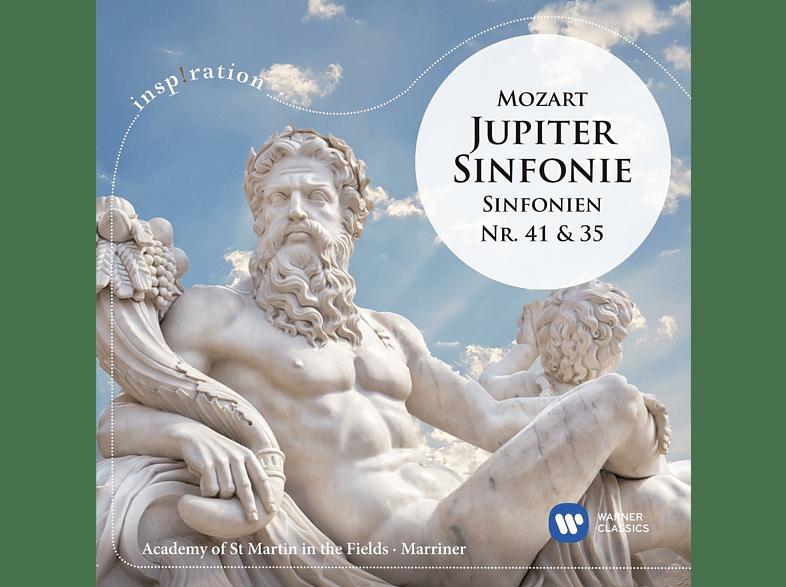 Academy of St. Martin in the Fields - Jupiter-Sinfonie:Sinfonien 41 & 35 [CD]